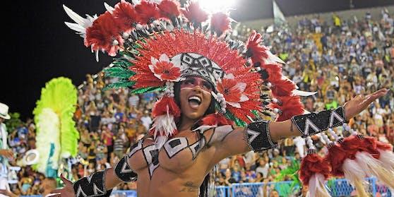 Der legendäre Karneval von Rio de Janeiro muss 2021 verschoben werden