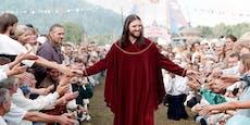 """Russland verhaftet den """"Jesus von Sibirien"""""""