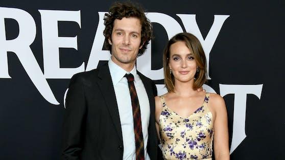 """Ihre Liebe geht sogar über ihre Serien hinaus: """"O.C. California""""-Star Adam Brody liebt die """"Gossip Girl""""-Schönheit Leighton Meester."""