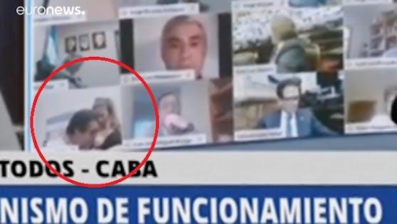 Sex-Skandal im argentinischen Parlament