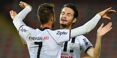 Play-off der Europa League: LASK gegen großen Namen