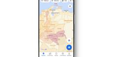GoogleMaps zeigt nun an, wo Corona stark verbreitet ist