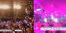 Nach Party-Videos! Corona-Razzia in Wiener Balkan-Club