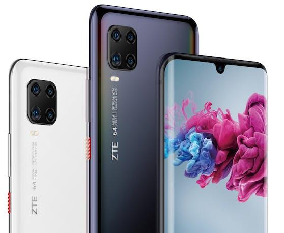 5G-Smartphone Axon 11 von ZTE.
