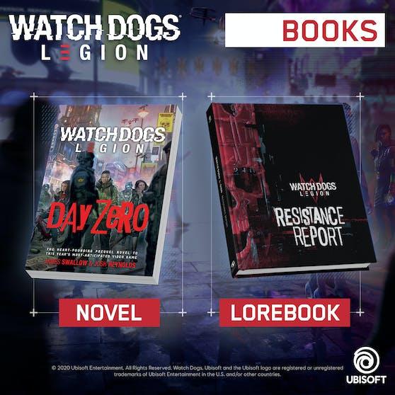 Watch Dogs: Legion erscheint weltweit am 29. Oktober 2020.