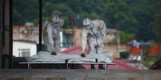 Zwei Millionen Covid-Tote sind laut WHO möglich