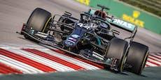 Hamilton rast nach Crash-Schock zur Sotschi-Pole