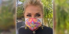Ärger über Maskenpflicht! Carmen Geiss erntet Shitstorm