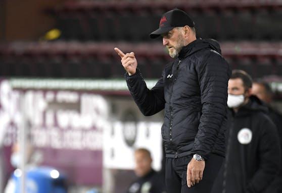 Southampton-Coach Ralph Hasenhüttl.