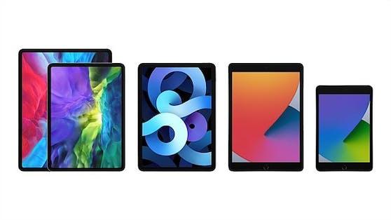 Neue Apple-Produkte bei A1.