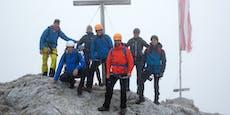 Drei streamt in 360 Grad live vom Dachstein-Gipfel