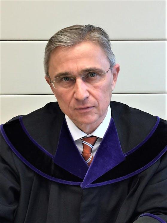 Richter Manfred Hohenecker
