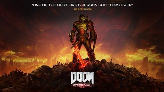 Doom Eternal ab 1. Oktober im Xbox Game Pass.