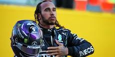 Hamilton spricht über ein baldiges Karriere-Ende