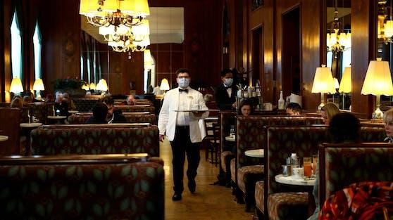 Ab Montag gilt in allen gastronomischen Betrieben in Wien die Registrierungspflicht.