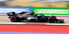 Bottas siegt, Hamilton verpasst Schumi-Rekord