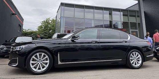 Der Luxus-BMW Baujahr 2019