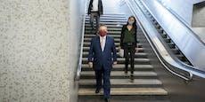 "Bürgermeister wird im ""Öffi Talk"" zum Selfie-King"