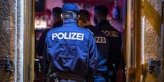 Betrunkener Gast zuckt in Wiener Lokal völlig aus