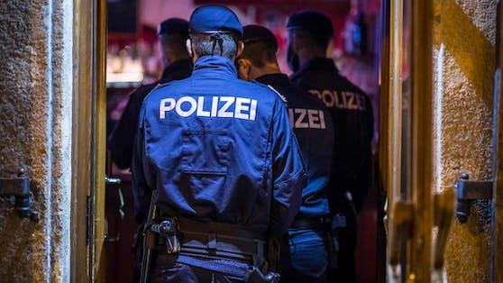 Die Polizei nahm den 58-Jährigen fest.