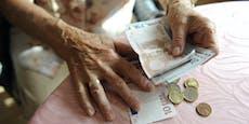 Kleinere und mittlere Pensionen werden erhöht