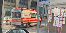 """Polizei riegelt Straßen um """"The Mall"""" in Wien ab"""