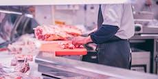 Bakterien-Alarm im heimischen Gastro-Fleisch