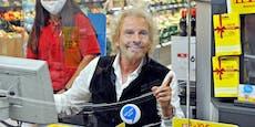 Gottschalk wundert sich über niedrige Supermarkt-Preise