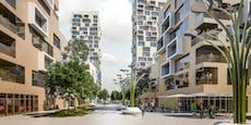 Neues Quartier in Wr. Neustadt mit 600 Wohnungen