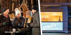 Linzer Innenstadt bekommt ganz neuen Christkindlmarkt