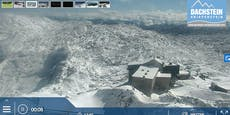 Bergsteigerinnen finden wegen Schnee Weg nicht