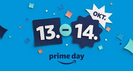 Prime Day kommt: Tausende Angebote am 13. und 14. Oktober.