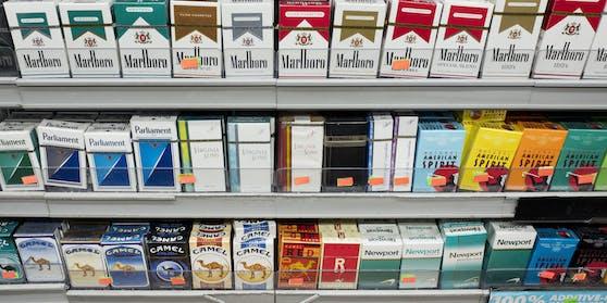 Rauchen wird ab 1. Oktober wieder teurer