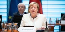 Merkel warnt vor bald 19.200 Infektionen am Tag