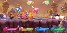 """Kirby Fighters 2"" im Test: Das ""Smash"" in Rosa"