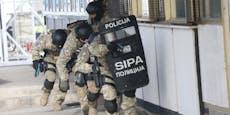 Bosnien schnappt mit Österreichs Hilfe Menschenhändler