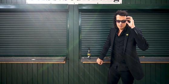 Mit Marko Pogo werden Foto-Shootings zum Punk-Erlebnis.