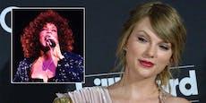 Rekordhalterin: Taylor Swift überholt Whitney Houston