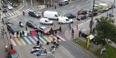 Straßenblockade in Wien – Stau & Umleitung auf MaHü