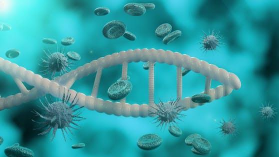 Die neuen Mutationen des Coronavirus könnten dazu führen, dass das Virus ansteckender ist, mehr Zellen befällt und Infektionen länger dauern.