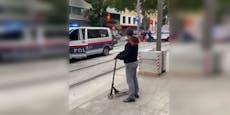 30-jähriger Fußgänger nach Kollision mit Auto im Spital