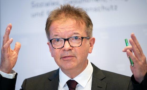 Rudolf Anschober hat eine hohe Impfquote als Ziel.