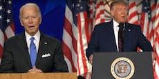 Erstes TV-Duell von Trump & Biden: Wer streitet besser?