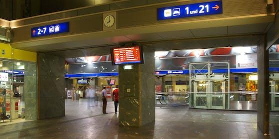 Schlägerei am Grazer Hauptbahnhof