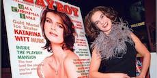 "So viel Geld bekam Katarina Witt für ""Playboy""-Shooting"