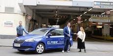 1. Privates Car-Sharing startet im Neubau neu durch
