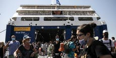 Corona auf Luxus-Schiff: Reederei spricht von Fehlalarm