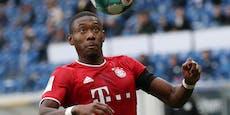 War Alaba doch über Bayern-Rückzieher informiert?