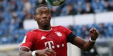 """Alaba über Bayern-Aus: """"Habe es aus Medien erfahren"""""""