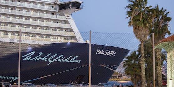 Mein Schiff 6, Kreuzfahrtschiff